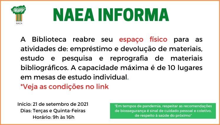 NAEA informa